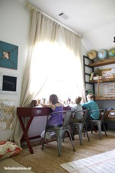 5 things to consider before homeschooling {and an update} | the handmade home
