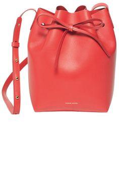 Mansur Gavriel bag, $695, mansurgavriel.com.
