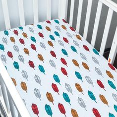 Watercolor Leaves Bed Sheet Buy it today from www.presentbaby.com  We sell a wide array of baby clothing, socks, shoes, bottles, blankets and more. For more information visit our website today.  #socks #winter #clothing #clothes #onesies #toddler #cheap #cute #outfits #dresses #unisex #gender #newborn #cutest #blankets Boho Baby Clothes, Gender Neutral Baby Clothes, Baby & Toddler Clothing, Boy Or Girl, Baby Boy, Watercolor Leaves, Cute Tshirts, Bed Sheets, Cute Babies