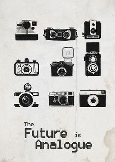 The future is analogue