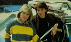Cagney & Lacey was a great TV cop show.