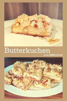 Butterkuchen, Thermomix, einfach backen, lecker und leicht, Kuchen, Snack, Fest