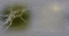 Meet Dione, a 1122 km-diameter icy satellite of Saturn and the 15th largest moon in the Solar System!  This global colour mosaic of the moon's intriguing surface was produced from images taken by the international Cassini spacecraft during its first 10 years of exploring the Saturn system.  Credit: @NASA/@nasajpl-@caltechedu/Space Science Institute/Lunar and Planetary Institute  Learn more about Dione following the link in our bio.