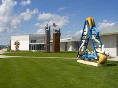 DANUBIANA MEULENSTEEN ART MUSEUM Art Museum, Landscape, Park, Scenery, Museum Of Art, Parks, Corner Landscaping