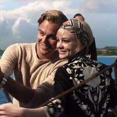 Leonardo Dicaprio and Carey Mulligan star in The Great Gatsby