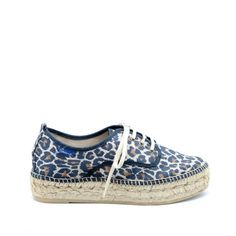 GAIMO Randy Lace-up Sneaker Espadrilles | Spanish Fashion - SPANISH SHOP ONLINE | Spain @ your fingertips