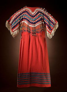 Nez Perce Clothing | Lot 121