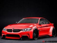 Liberty Walk Plans to Fatten Up BMW 4 Series
