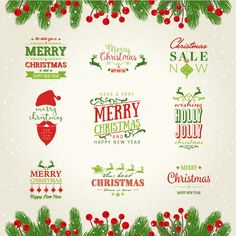 Christmas logo with labels design vectors set - https://www.welovesolo.com/christmas-logo-with-labels-design-vectors-set/?utm_source=PN&utm_medium=wesolo689%40gmail.com&utm_campaign=SNAP%2Bfrom%2BWeLoveSoLo
