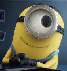 A fun game with the Minions language. We Love Minions, Cute Minions, Minions 2014, Happy Minions, Minions Despicable Me, My Minion, Minion Meme, Minion Stuff, Minions Language