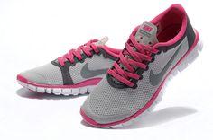 promo code fb13f 46805 comprar barato Mujer Free 3.0 V2 Magnifico Neto Zapatos Gris Ciruela en la  tienda online.