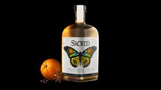 The Mystical Packaging for Sacred Spirits — The Dieline | Packaging & Branding Design & Innovation News