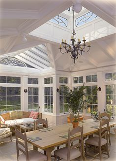 Coffered Ceilings | Roof Lantern Project