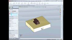 SOLIDWORKS - Width Mate
