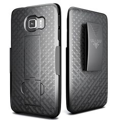 Galaxy S7 Case, CellBee [Life Companion] Super Slim Hard Shell Holster Case Combo with Kickstand and Locking Belt Swivel Clip for Samsung Galaxy S7 - Manufacturer Warranty (Super Slim) - http://our-shopping-store.com