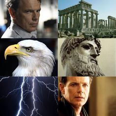 Bruce Greenwood as Zeus