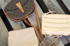 Taschen, Fossil, Louis Vuitton, Rebakka Minkhof