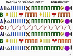 musicograma radetzky - Buscar con Google Music Activities, Music Games, Elementary Music, Music Classroom, Music Education, Periodic Table, Musicals, Music Instruments, Google