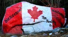 Canadian Rock, eh?