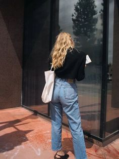 Best Jeans For Women Denim Jeans For Ladies – bueatyk Mode Outfits, Fashion Outfits, Fashion Tips, Fashion Trends, Fashion Hacks, 80s Fashion, Fashion 2018, Work Fashion, Fall Fashion