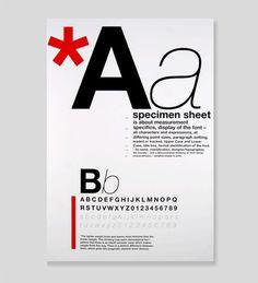 typography typefaces poster - Google 搜索