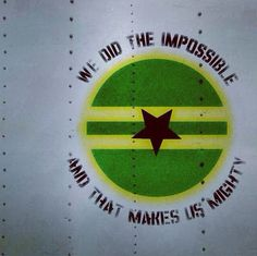 We've done the impossible and that makes us might #firefly