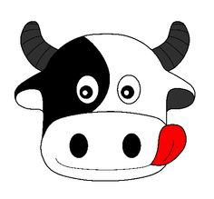 Cow Mask, High Contrast Images, Student Studying, Infant Activities, Pikachu, Hello Kitty, Snoopy, Fictional Characters, Pastel