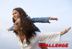 """Challenge to Parents of ADHD Kids - ADHD Kids Rock - """"I challenge parents to better help our kids and other kids who fall between the cracks because they struggle with ADHD. - I challenge us to educate ourselves and advocate for these kids because we are tired of seeing them get hurt, blamed, and disciplined for behavioral issues that are NOT bad, but simply part of the disorder."""""""