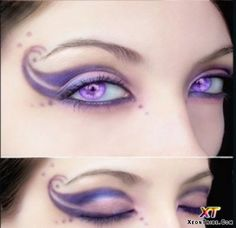 I could maybe attempt this and be a fairy for Halloween this year! LOL!