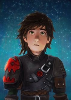 Hiccup, color