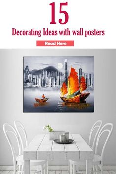 15 living room wall posters You Should Hang On Your living room Walls, Imagine all wall poster below will give beautiful effect to ambia. Colored Smoke, Wall Posters, Minimal Decor, Landscape Walls, Poster Ideas, All Wall, Living Room Interior, Abstract Art, Gallery Wall