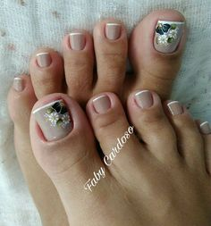 Manicure Y Pedicure, Sexy Toes, Toe Nails, Nail Designs, Hair Beauty, Nail Art, Triangles, Link, Nail Art Designs