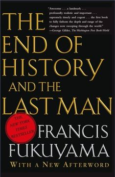 Bestseller Books Online The End of History and the Last Man Francis Fukuyama $10.85