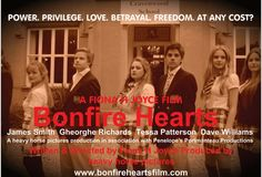 The Bonfire Hearts production team were thrilled to attend the London premiere of The Hateful Eight last night. Bonfire Hearts film writer and director Fiona H Joyce is a huge fan of Quentin Tarantino's work, although she tried to talk him out of only pledging to make two more films after this one...