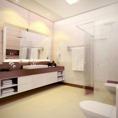 97 Banheiros Decorados com Eficiência e Cuidado