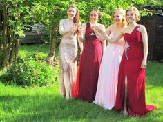 My Prom Disaster Story | Copper Pink