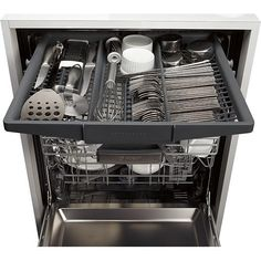 "I think I want this dishwasher - Bosch - 500 Series 24"" Tall Tub Built-In Dishwasher w/ 3rd tray"