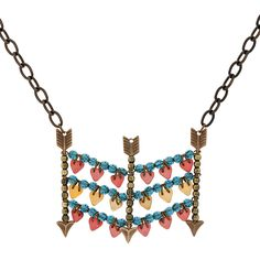 Take Aim Necklace   Fusion Beads Inspiration Gallery