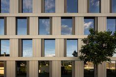 Stahelin architectes - bâtiment administratif polyades