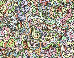 doodle3 - Idea: Try this in Quilling!