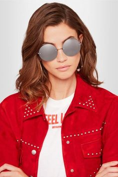 7d01fc5432 Our new Trisha Cat Eye Sunglasses are perfect for year round wear! These  chic sunnies come in four must have colors and adds a feminine-edgy touch …