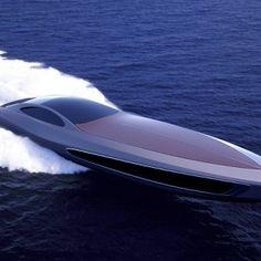 Audi R8 Inspired Speed Boat Ocean Surfers Pinterest