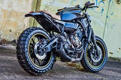 Being on the receiving end of many custom bike submissions, you tend to get a pretty good idea of just how prolific a bike shop really is. Some we hear from… Harley Davidson Scrambler, Scrambler Motorcycle, Motorcycle Style, Ducati Scrambler, Motorcycle Quotes, Retro Bikes, Custom Motorcycles, Custom Bikes, Indian Motorcycles