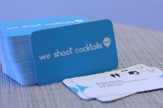 We Shoot Cocktails