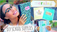 my life as eva back to school - YouTube