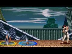 Super Street Fighter II with a Portal Gun