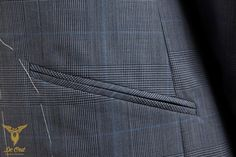 Blue Glen Plaid Fancy Summer Suit — De Oost Bespoke Tailoring