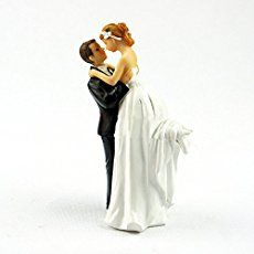 39 Unique & Funny Wedding Cake Toppers | Deer Pearl Flowers