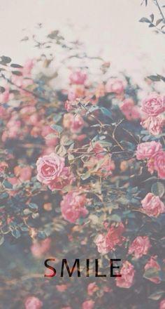 Pink floral lock screen PINK wallpaper