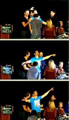 [GIFSET] More Matt Cohen Stripping Spam #CantGetEnough  (click thru for the entire experience)